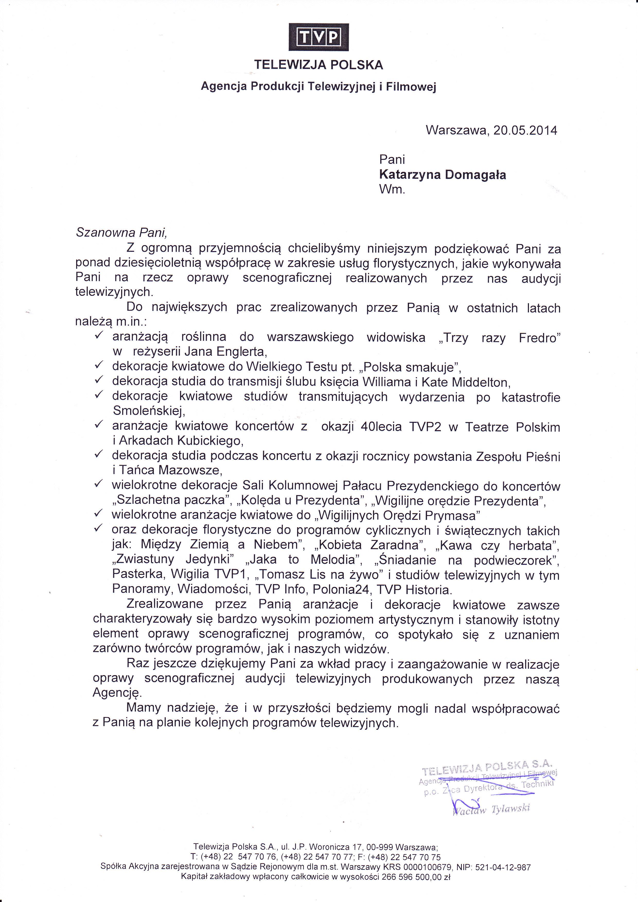 TVP Katarzyna